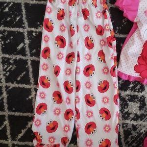93ba38f86 Sesame Street Pajamas | 3t Elmo Pj Set 3 Pieces | Poshmark